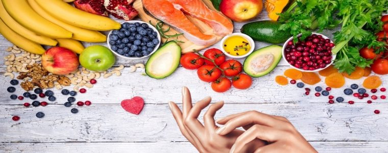 How does your diet affect your nails?