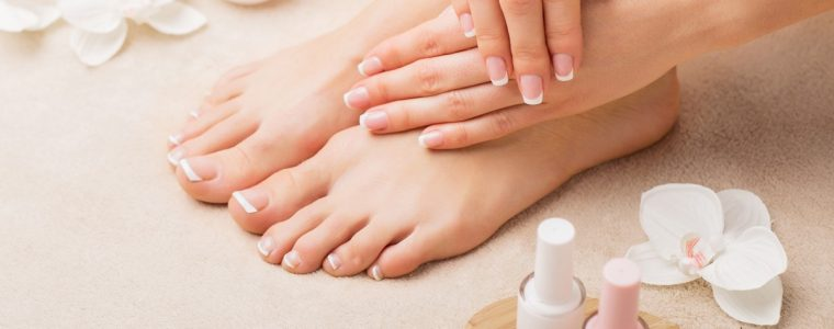 The benefits of manicure and pedicure